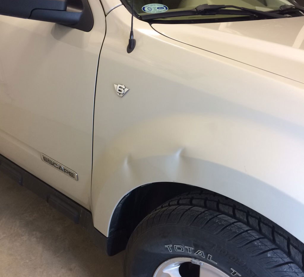 Spotless Auto Detailing - Home - Paintless Dent Removal