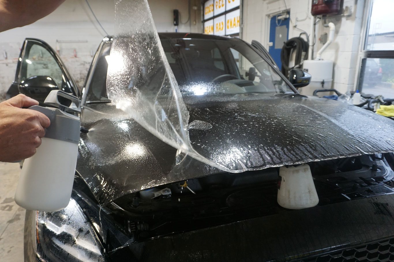 Spotless Auto Detailing - XPEL Paint Protection Film